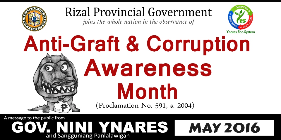conclusion of graft and corruption Graft and corruption in the philippines completely non-corrupt philippines: is it even possible to my dear audience, fellow students, classmates, teachers, and other concerned citizens, a pleasant day to each and every one.