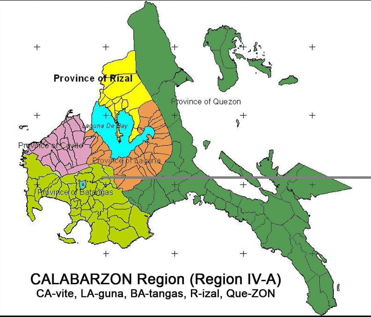 Rizal Is One Of The Philippines First Class Provinces That Belongs To  CALABARZON (CA Vite, LA Guna, BA Tangas, R Izal, Que ZON) Region Or Region  IV A In The ...
